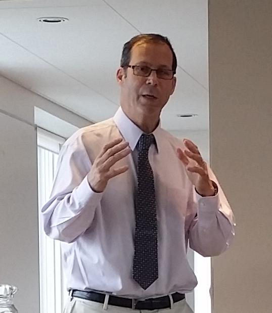 Professor David Garfield 1